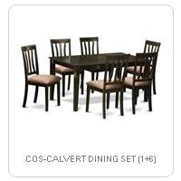 COS-CALVERT DINING SET (1+6)